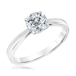 Forevermark Diamond Solitaire Engagement Ring 1ct