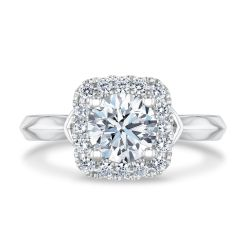 Kleinfeld Fine Jewelry Arden Engagement Ring 1 7/8ctw