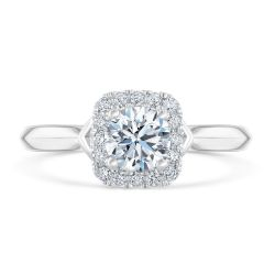 Kleinfeld Fine Jewelry Arden Engagement Ring 1ctw