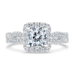 Kleinfeld Fine Jewelry Enright Engagement Ring 2ctw