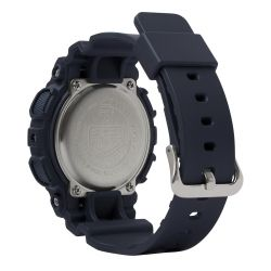 Ladies' Casio G-Shock S-Series Grey Resin Band Watch GMAS140-8A