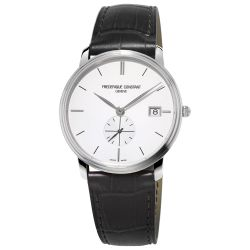 Ladies' Frederique Constant Slimline Power Reserve Manufacture Watch FC-245S4S6