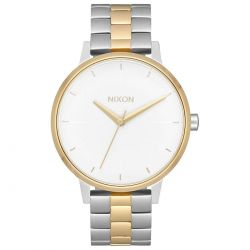 Ladies' Nixon Kensington Two-Tone Bracelet Watch A0992706