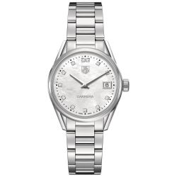 Ladies' TAG Heuer CARRERA Quartz Watch WAR1314.BA0778