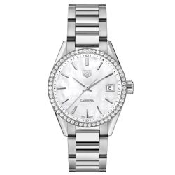 Ladies' TAG Heuer Carrera Quartz Watch WBK1316.BA0652