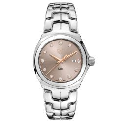 Ladies' TAG Heuer LINK Quartz Watch WBC131E.BA0649