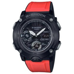 Men's Casio G-Shock Analog-Digital Carbon Core Guard Limited Edition Watch Set GA2000E-4
