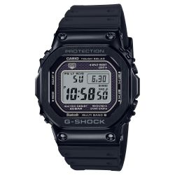 Men's Casio G-Shock Full Metal Digital Black Watch GMWB5000G-1