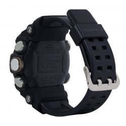 Men's Casio G-Shock Master of G Mudmaster Carbon Core Guard Quad Sensor Connected Grey Resin Watch GGB100-1A