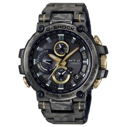 Men's Casio G-Shock MT-G Connected Camouflage Stainless Steel Watch MTGB1000DCM1