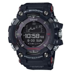 Men's Casio G-Shock Master of G Rangeman Black Watch GPRB1000-1
