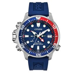 Men's Citizen Eco-Drive Promaster Aqualand Diver Watch BN2038-01L
