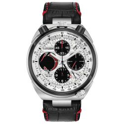 Men's Citizen Eco-Drive Promaster Tsuno Chronograph Racer Watch AV0071-03A