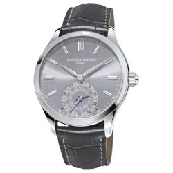 Men's Frederique Constant Horological Grey Dial SmartWatch FC-285LGS5B6