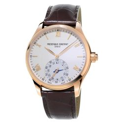 Men's Frederique Constant Horological Rose Gold-Plated Smartwatch FC-285V5B4