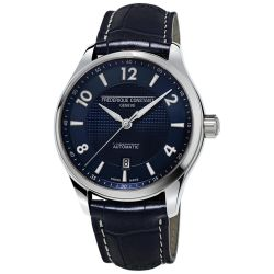 Men's Frederique Constant Runabout Navy Dial Watch FC-303RMN5B6