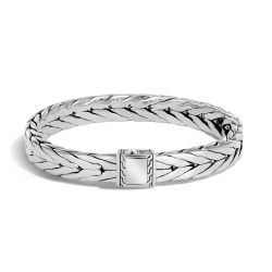 Men's John Hardy Modern Chain 9mm Bracelet in Sterling Silver
