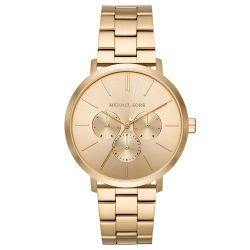 Men's Michael Kors Blake Gold-Tone Stainless Steel Watch MK8702