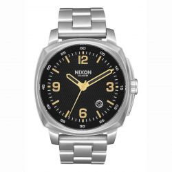Men's Nixon Charger Black Dial Watch A10722730