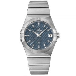 Men's OMEGA Constellation Blue Dial Watch O12310382103001