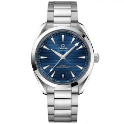 Men's OMEGA Seamaster Aqua Terra Blue Dial Stainless Steel Watch O22010412103001