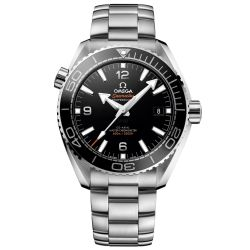 Men's OMEGA Seamaster Planet Ocean Master Chronometer Stainless Steel Watch O21530442101001