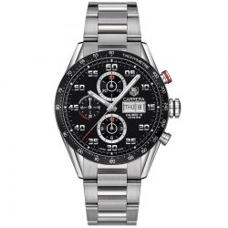 Men's TAG Heuer CARRERA Calibre 16 Day-Date Automatic Chronograph Watch CV2A1R.BA0799