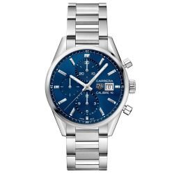 Men's TAG Heuer CARRERA Calibre 16 Automatic Chronograph Watch CBK2112.BA0715
