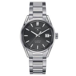 Men's TAG Heuer CARRERA Calibre 5 Automatic Watch WAR211C.BA0782