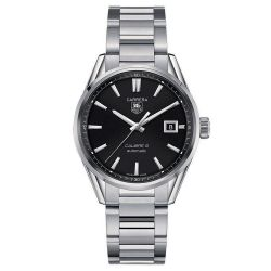 Men's TAG Heuer CARRERA Calibre 5 Automatic Watch WAR211A.BA0782