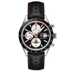 Men's TAG Heuer Indy 500 Limited Edition Carrera Calibre 16 Automatic Chronograph Watch CV201AS.FC6429