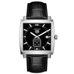Men's TAG Heuer MONACO Quartz Watch WAW131A.FC6177