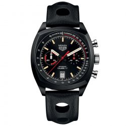 Men's TAG Heuer HERITAGE Monza Limited Edition Calibre 17 Automatic Watch CR2080.FC6375