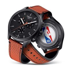 Men's Tissot Chrono XL NBA Collector Special Edition Watch T1166173605108