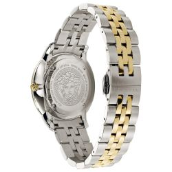 Men's Versace V-Urban Two-Tone Stainless Steel Watch VELQ00519