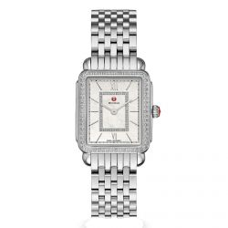 Michele Deco II Mid Diamond Watch MWW06I000001