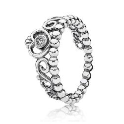 Pandora My Princess Sterling Silver Ring