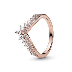 Pandora Rose™ Princess Wishbone Ring