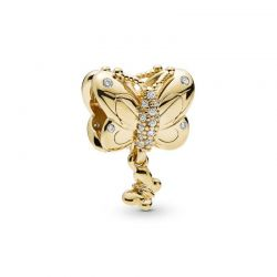 Pandora Shine™ Decorative Butterfly Charm, Clear Cubic Zirconia