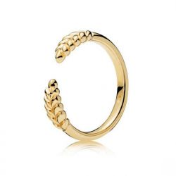 Pandora Shine™ Open Grains Ring