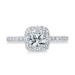 Ellaura Couture REEDS Exclusive Diamond Engagement Ring 1 1/3ctw