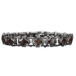 William Henry Aramis BR1S DB RB Bracelet