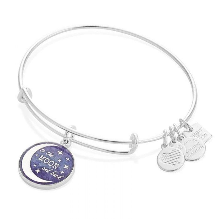 expandable jb silver bright a ball charm bangles add bangle large bracelet