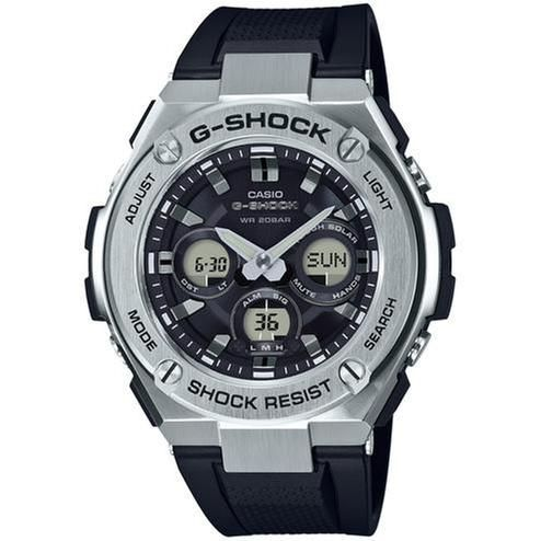 a6809d72e9d Men s Casio G-Shock G-Steel Solar Stainless Steel and Resin Watch  GSTS310-1A - Item 19795947
