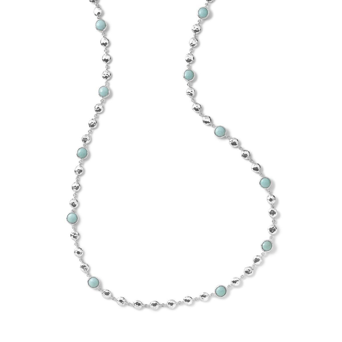 IPPOLITA Silver Rock Candy Long Necklace in