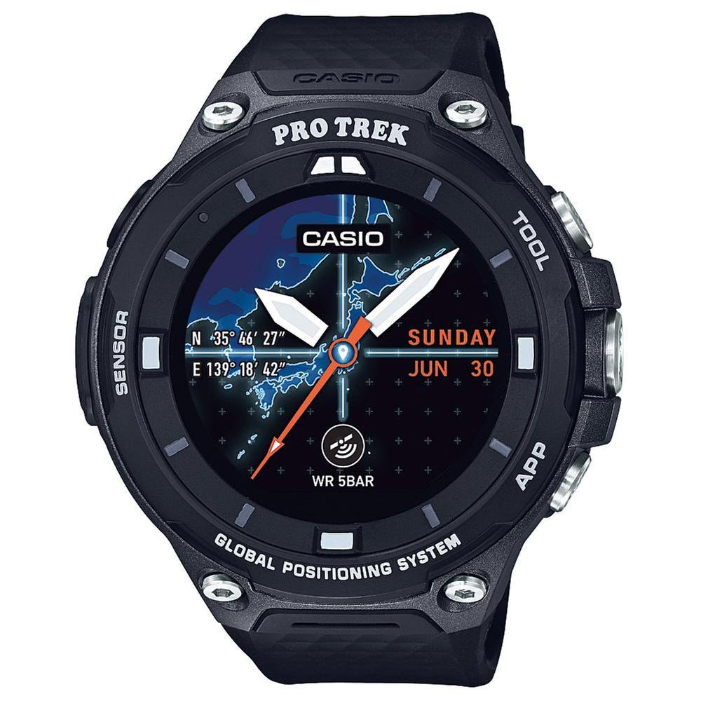 Men's Casio Pro Trek Smart Watch - Black WSDF20-BK