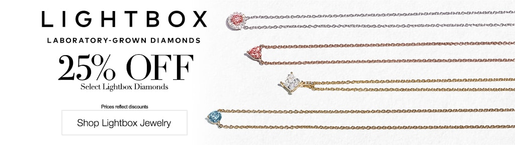Lightbox Jewelry from REEDS Jewelers