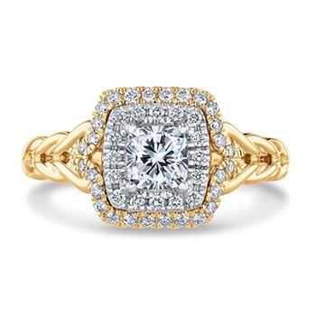 Kleinfeld Fine Jewelry Essex Engagement Ring 1ctw