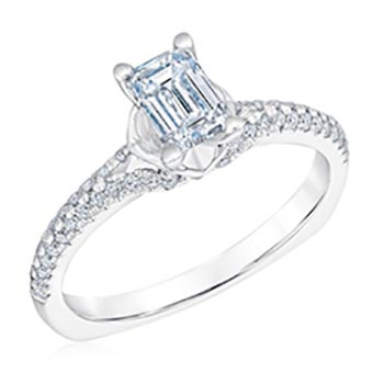 Kleinfeld Fine Jewelry Ann Engagement Ring 1ctw