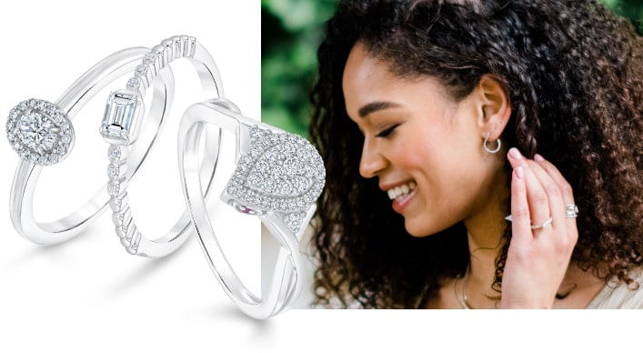 The Many Facets Of Your Love at REEDS Jewelers